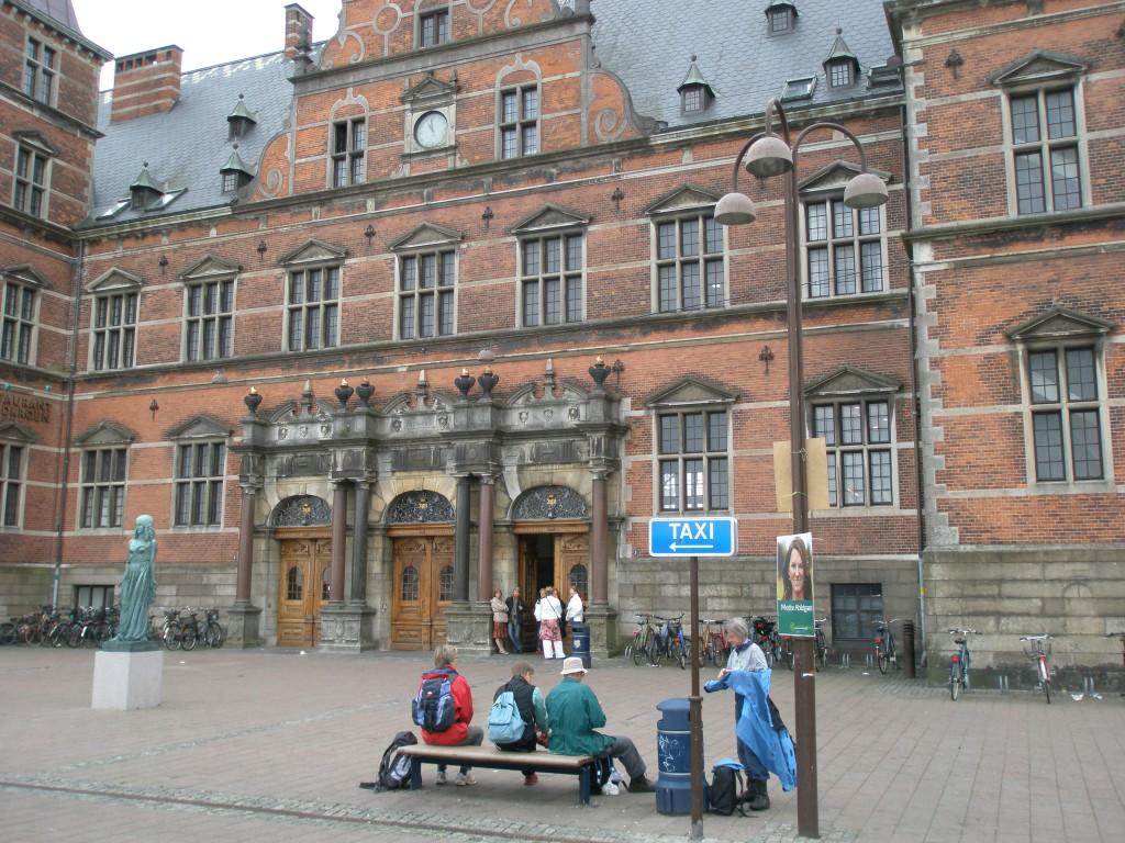 Helsingör station